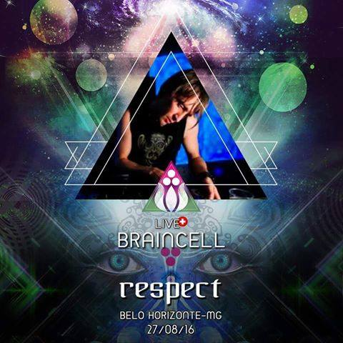 Respect BH apresenta Braincell *Live* – (NANO RECORDS) – SWZ