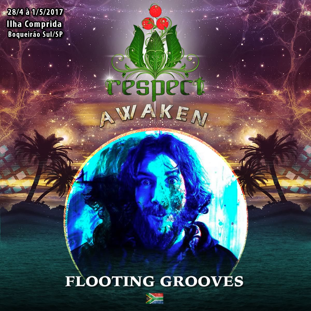 Flooting Grooves @ Respect Awaken 2017
