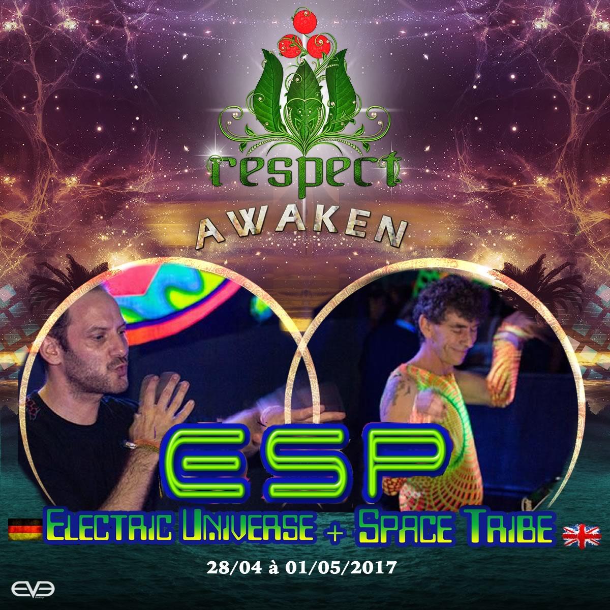 ESP @ Respect Awaken 2017