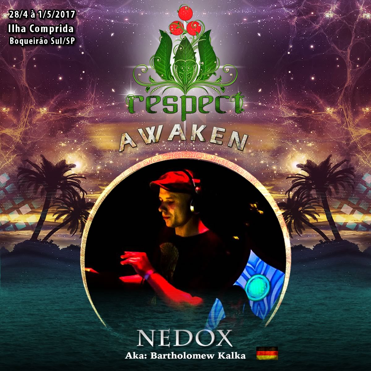 Nedox @ Respect Awaken 2017
