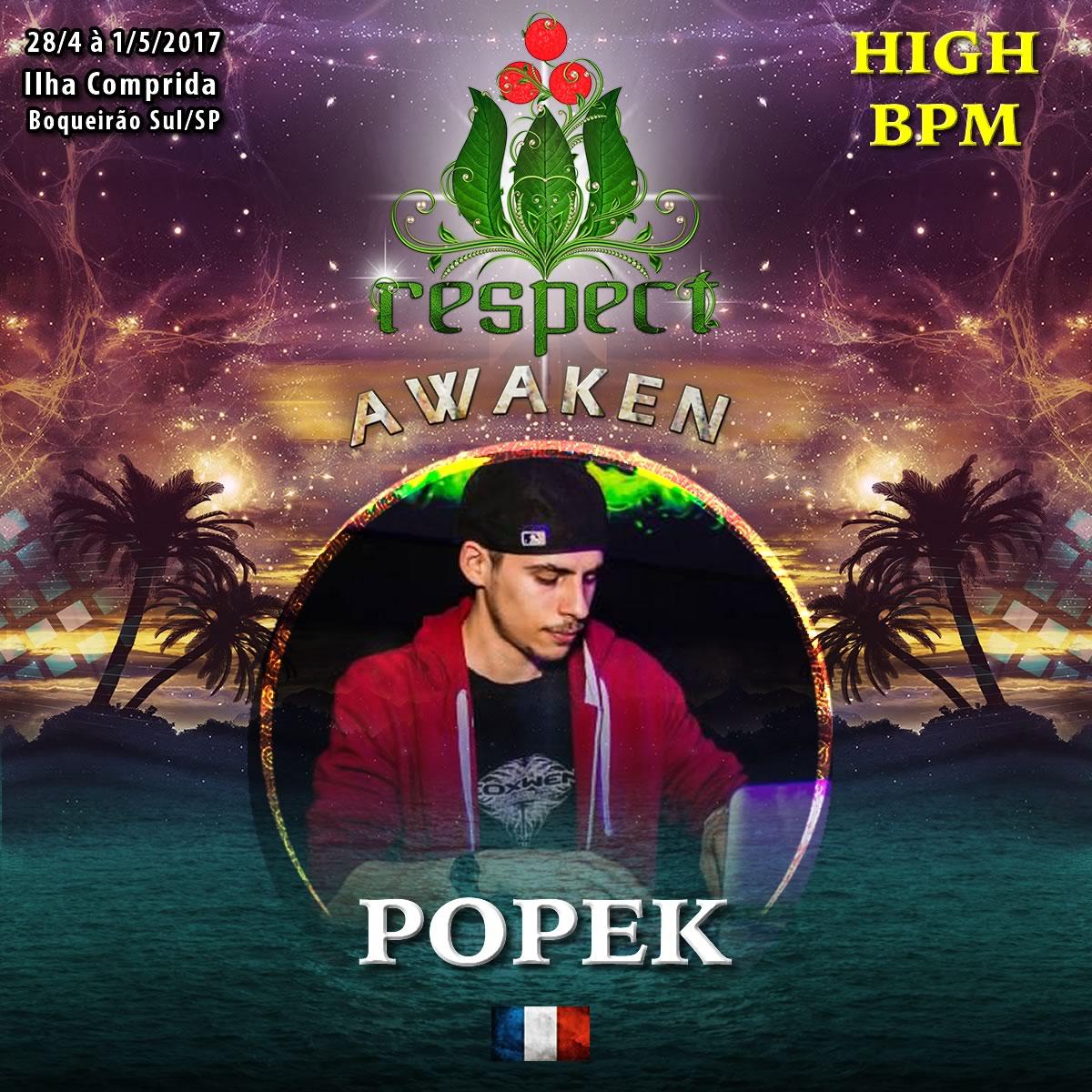 Popek @ Respect Awaken 2017