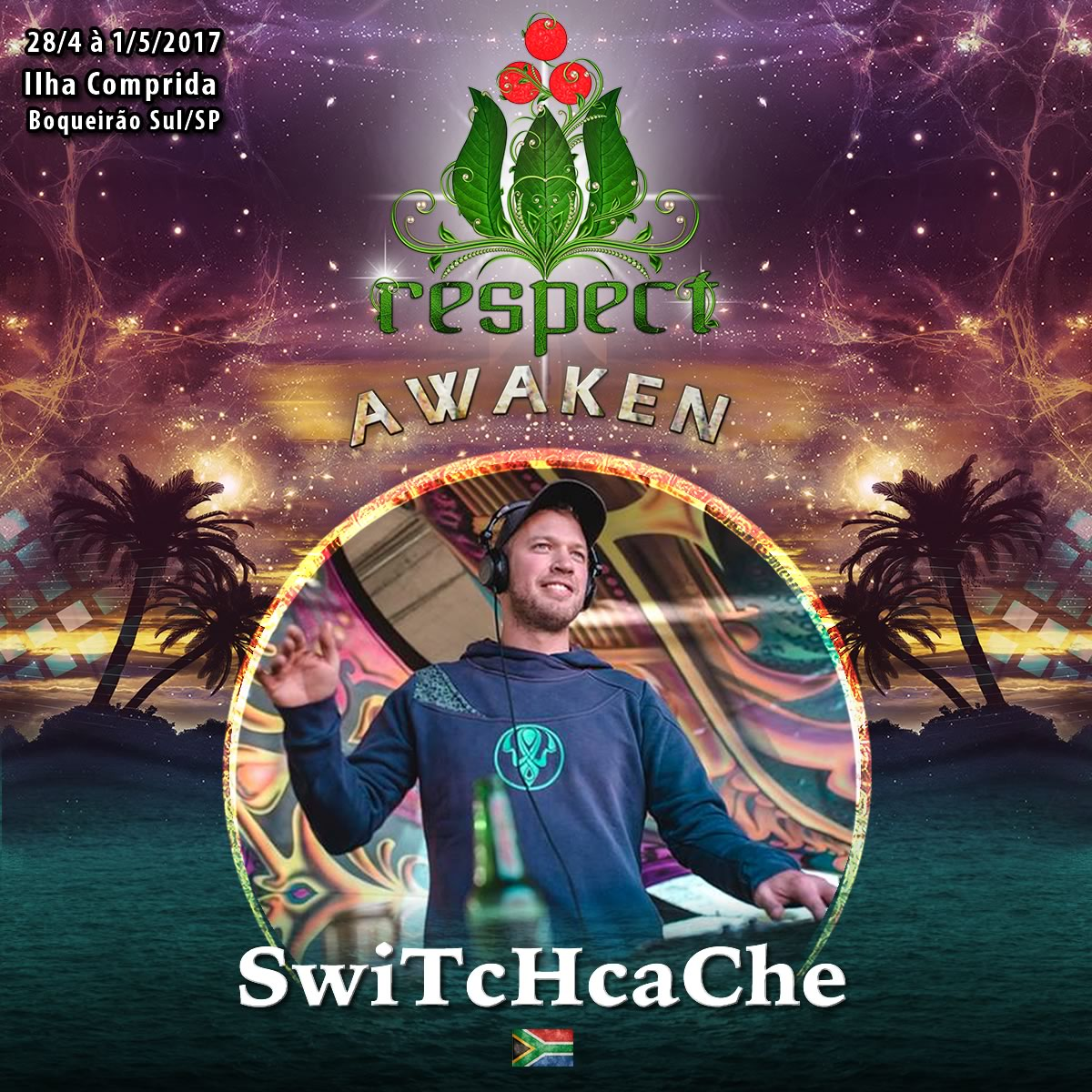 SwiTcHcaChe @ Respect Awaken 2017