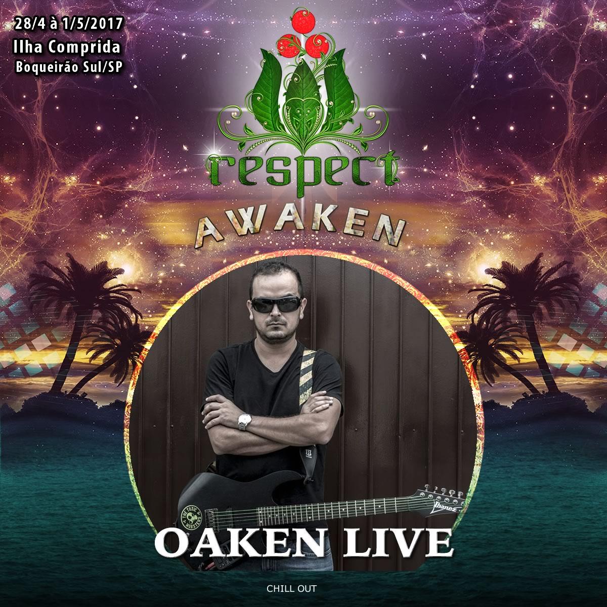 Oaken @ Respect Awaken 2017