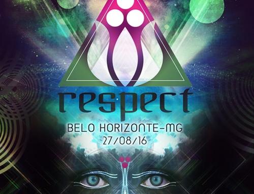 Respect Belo Horizonte – MG – 27 de Agosto de 2016
