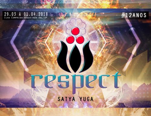 Respect Satya Yuga – 29 de Março a 01 de Abril de 2018 – Parte 1