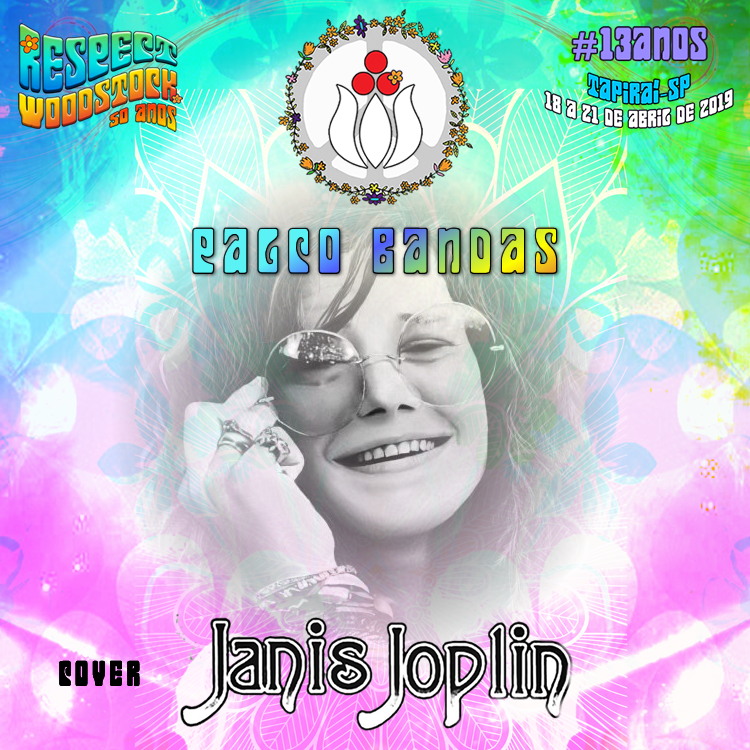 Banda Cover Janes Joplin Tribute
