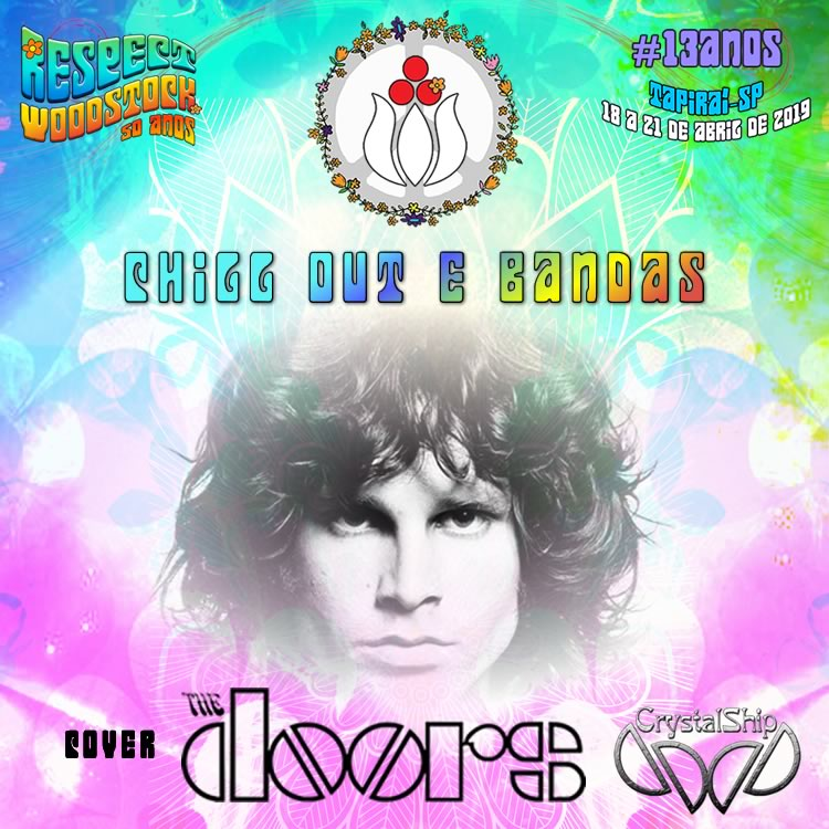 CrystalShip – The Doors Tribute