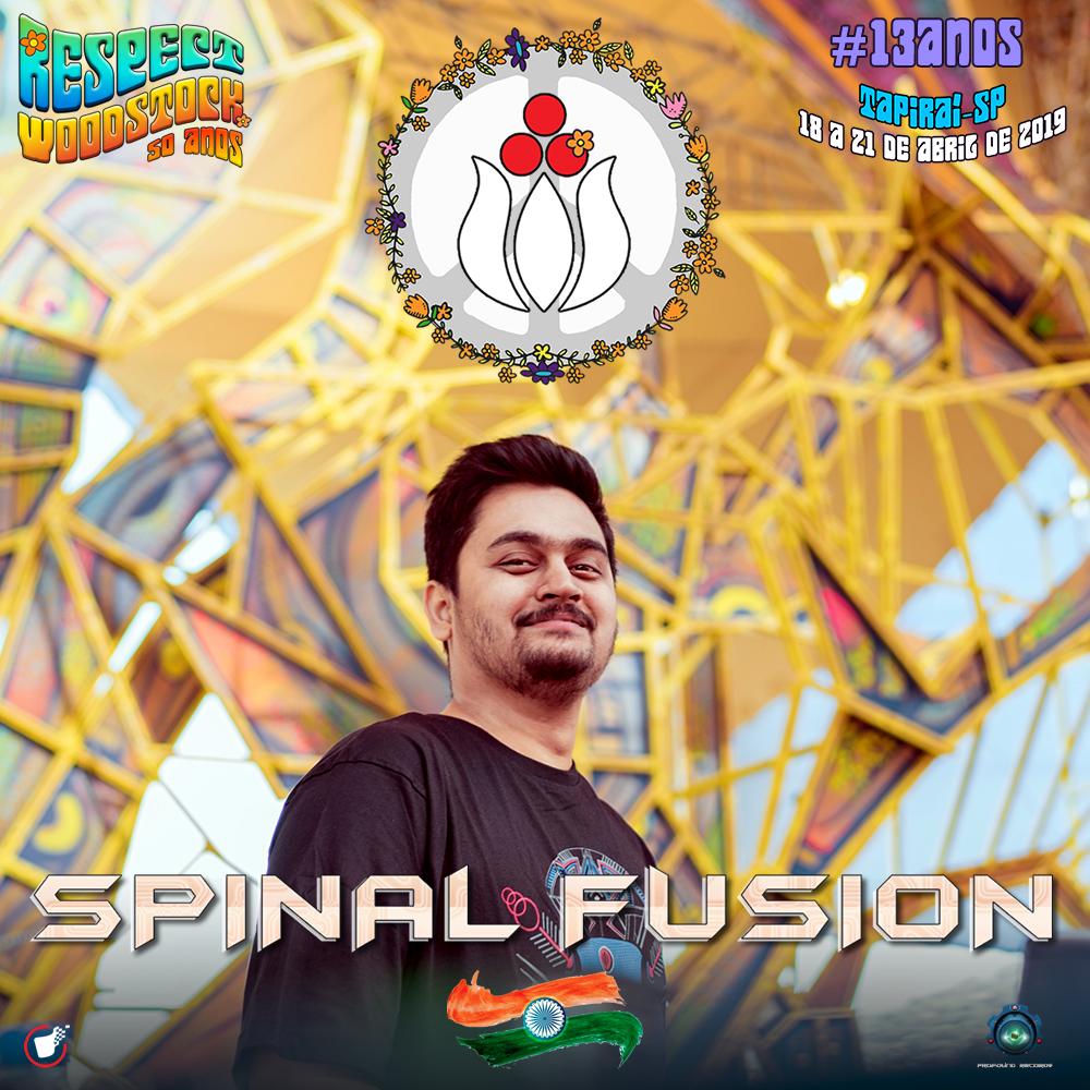 Spinal Fusion (Índia) @ Confirmado!