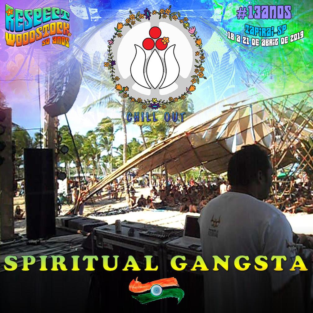 Spiritual Gangsta (Índia) @ Confirmado