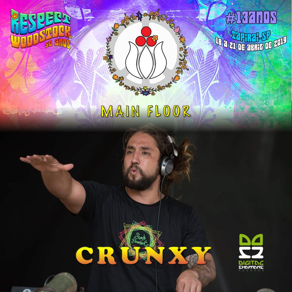 Crunxy @ Confirmado