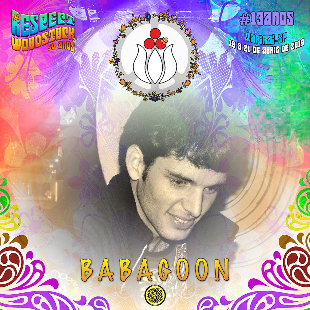 Babagoon @ Confirmado