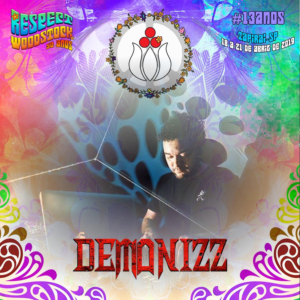 Demonizz @ Confirmado