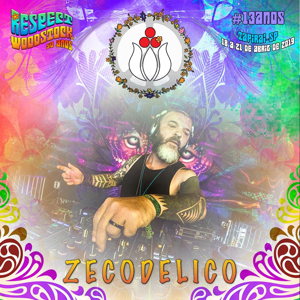 Zecodelico @ Confirmado