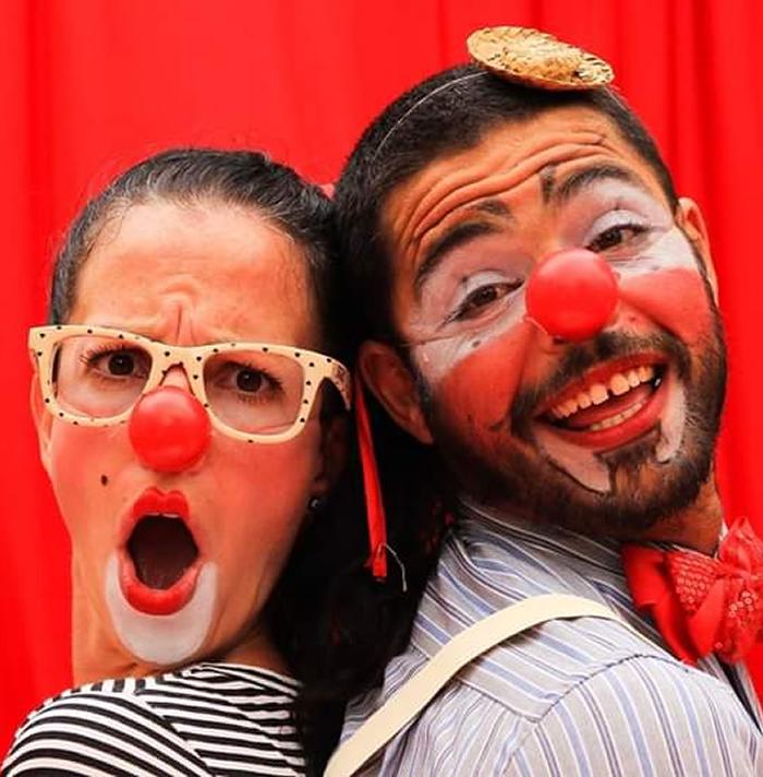 """Espetáculo """"O circo chegou"""""""